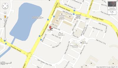 Penghantaran Percuma EZKeretaSewa di Seksyen 7, Shah Alam