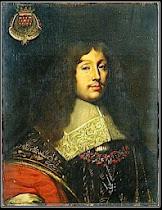 François De la Rochefoucauld (1613-1680), vástago de una noble familia francesa...