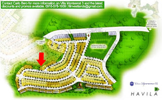 Lot for Sale in Taytay, 141 sq. meter, Villa Montserrat 3