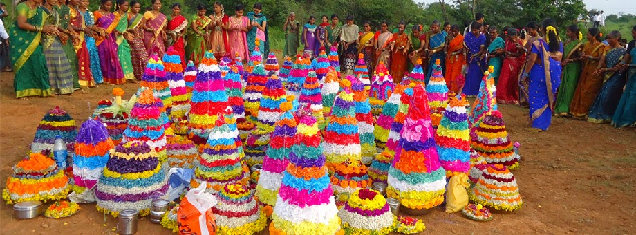 Bathukamma Facebook Covers