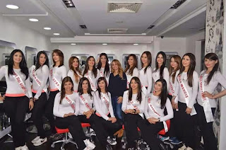 Making Off Miss Tunisie 2015