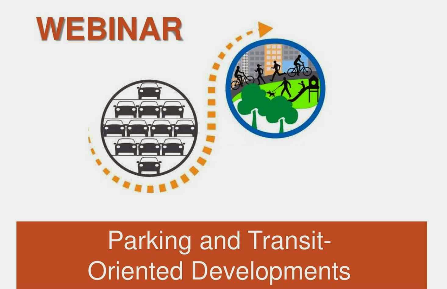 Parking in TODs (part 2): webinar slides