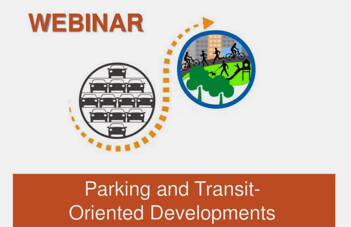 Parking in TODs (part 2): webinar slides