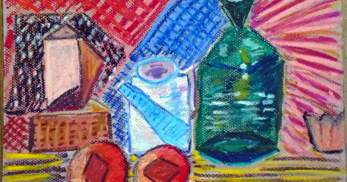 Art de vivre la peinture de peintrefiguratif abstrait aux pastels gras thei re for Peinture pastel gras