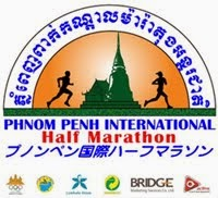 Phnom Penh International Half Marathon 2014, Cambodia