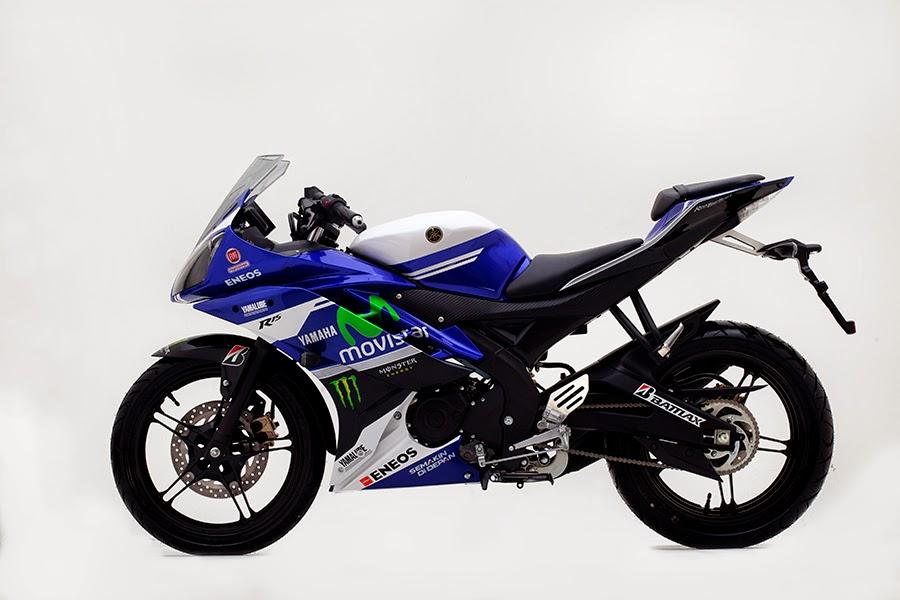 Malam ini Yamaha YZF R15 V2 akan di launching . . .