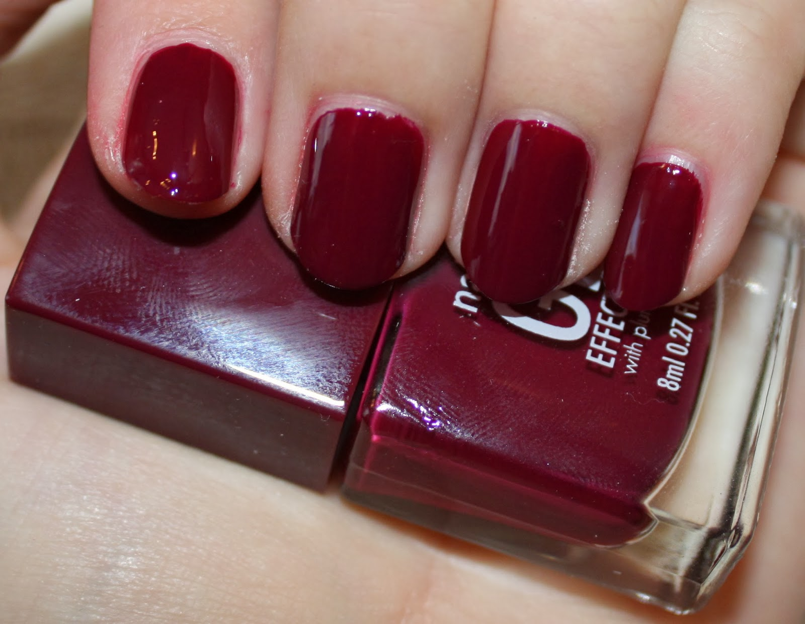 Nails Inc. Gel Effect Polish in Kensington High Street Review ...