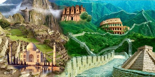 Maravillas de las civilizaciones