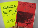 """""""GAZZA"""" """"ESP DAZE#4"""""""
