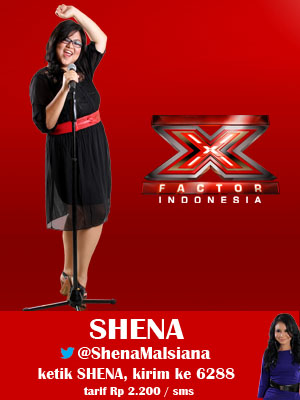 Download Lagu Shena Malsiana - Ratu Sejagad (X Factor Indonesia)