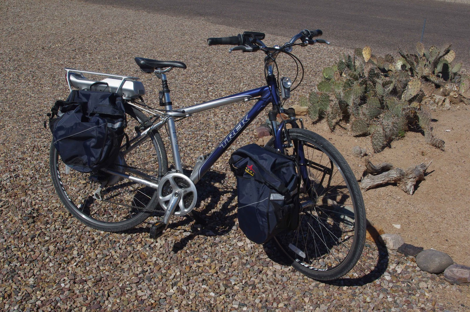 Usbackroads Review Of Arkel Bicycle Panniers