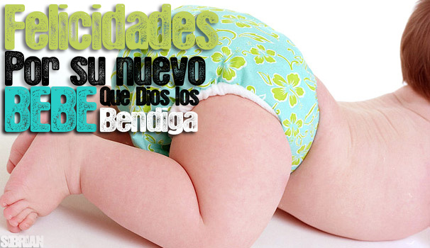 Tarjetas felicitación nacimiento bebé - Imagui