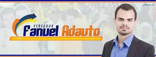 VEREADOR FANUEL ADAUTO