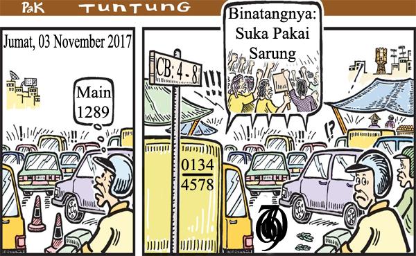 Prediksi Gambar Pak Tuntung Jumat 03 11 2017