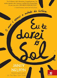 Livro Eu te darei o sol