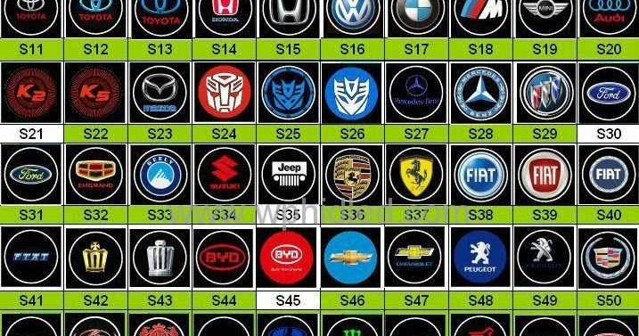 All Logos Here Car Logos The Attract