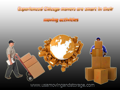 Experienced Chicago movers