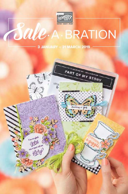 2019 Sale-a-Bration