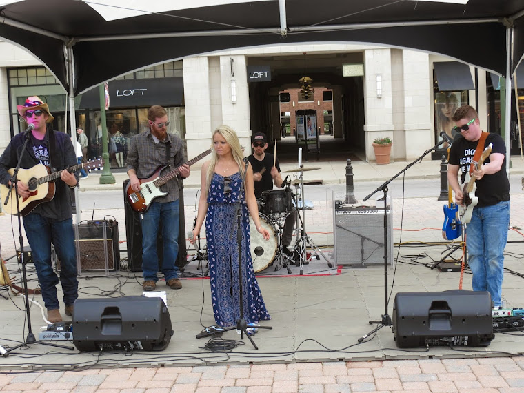 Carlie Short & The Rotgut Ramblers Open The Greene Summer Concert Season
