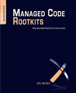 Managed Code Rootkits Hooking into Runtime Environments Cover