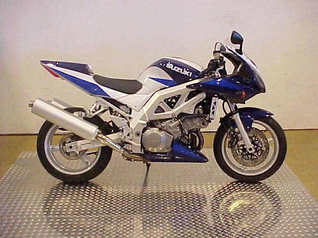 Cool Bikes Suzuki Sv1000