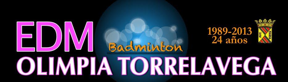 Badminton Olimpia Torrelavega