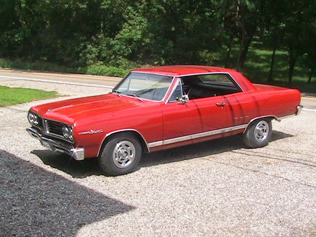 Rare Muscle Cars: 1965 Acadian Beaumont Sport Deluxe ...