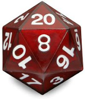 D20 Dungeons and Dragons Next D&D 4th Edition 4E 5th Edition 5E