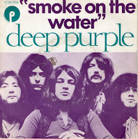 "Deep Purple ""Smoke On The Water"" cover image"