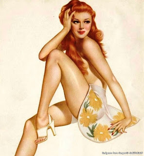 Imagen pin up - Chicas sexis - Chicas pin-up - Pin-up girls