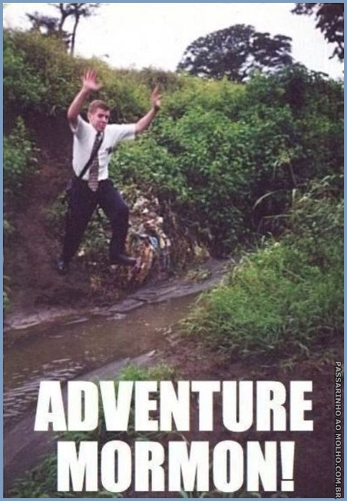mormon adventure, imagem