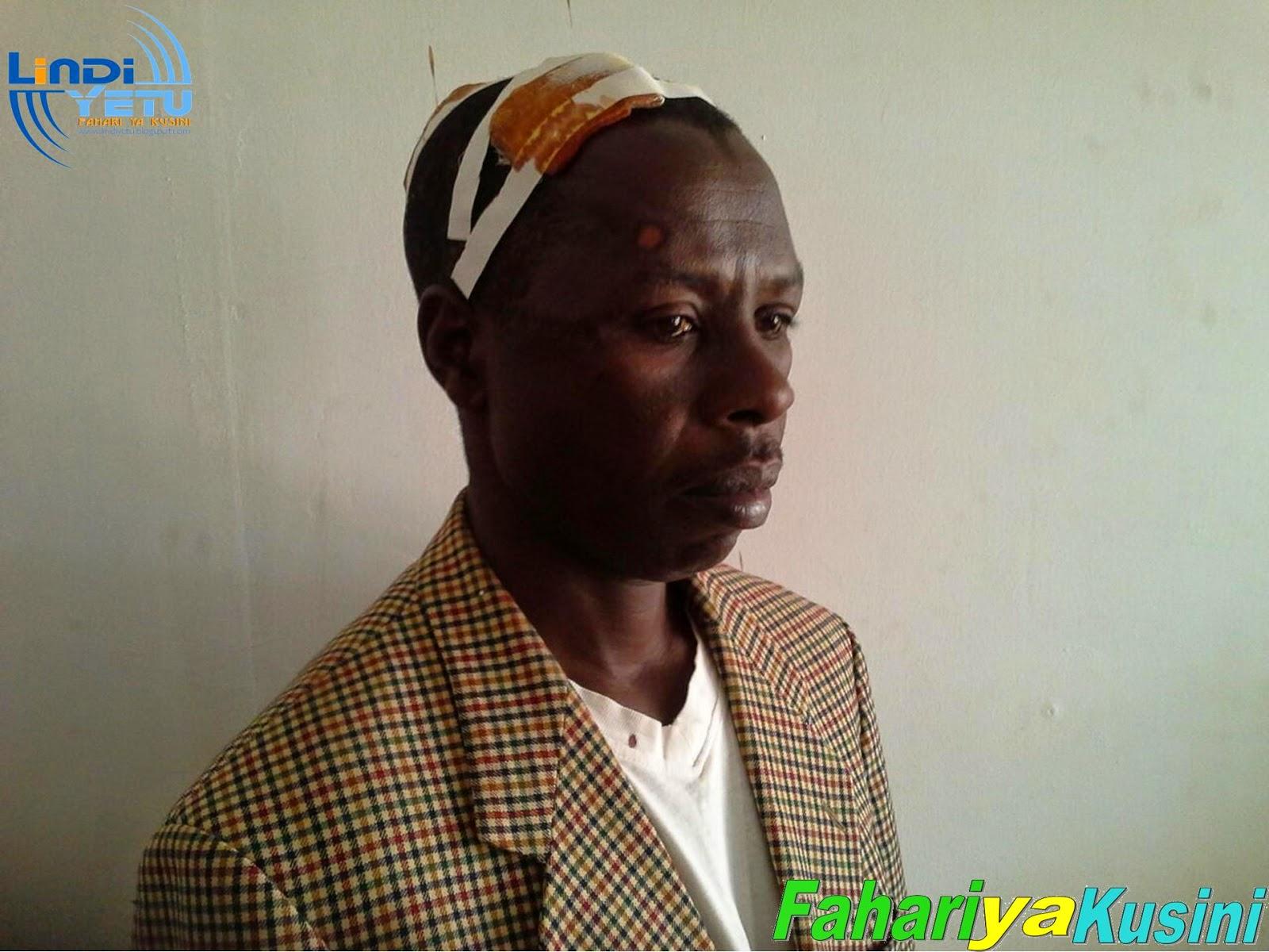 Joseph Mgima - Chadema