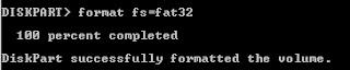 membuat flashdisk bootable dengan cmd