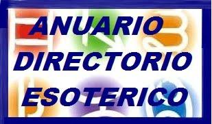 Anuario Directorio Esoterico