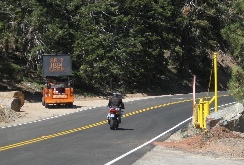 Los Angeles Crest Highway Closure Angeles Crest Highway sr 2