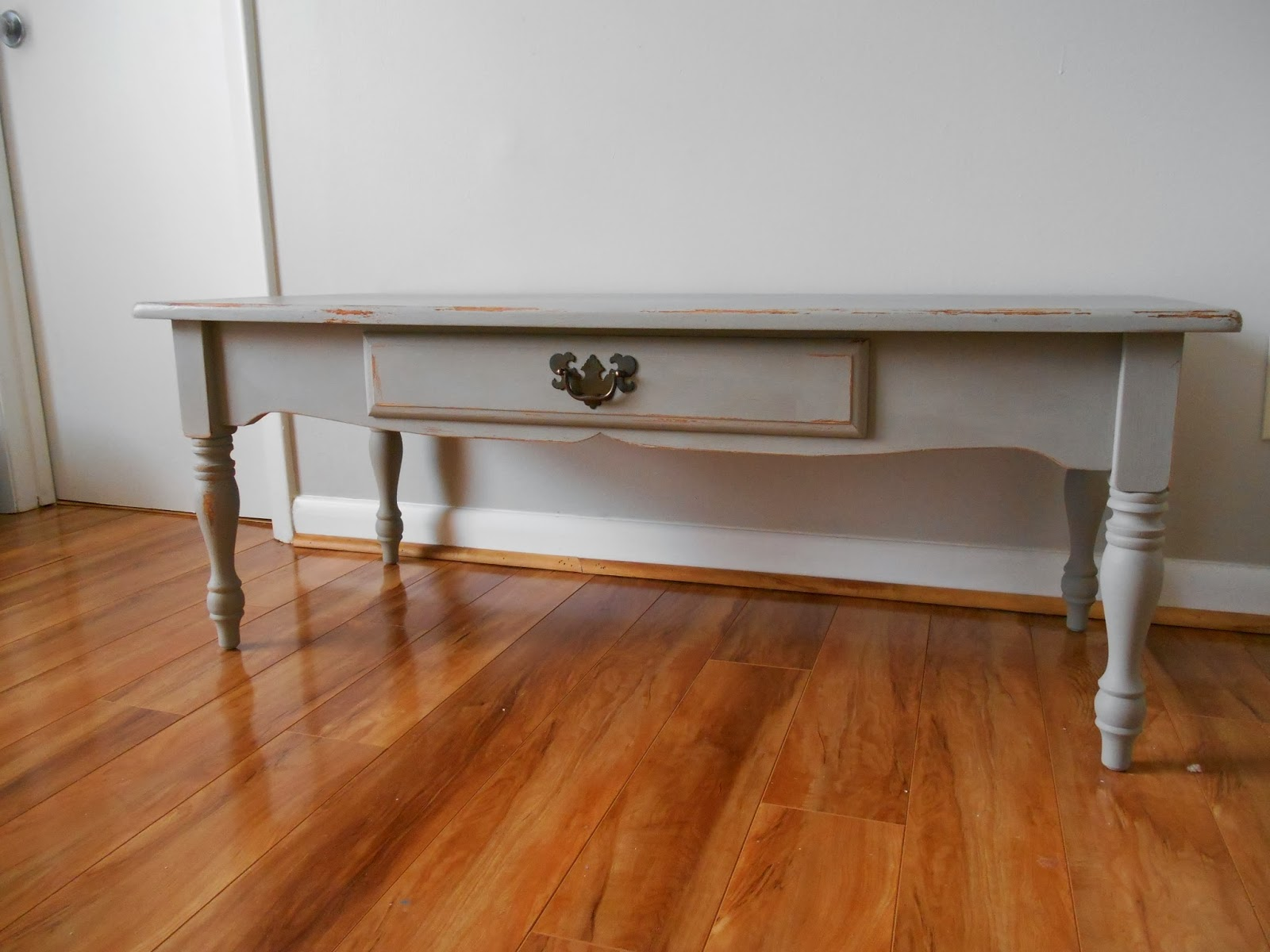annie sloan french linen chalk painted coffee table chalk paint coffee table