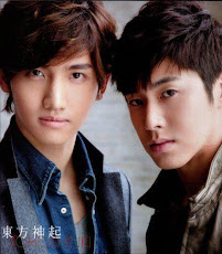 DBSK/TVXQ/Tohoshinki YT Channel