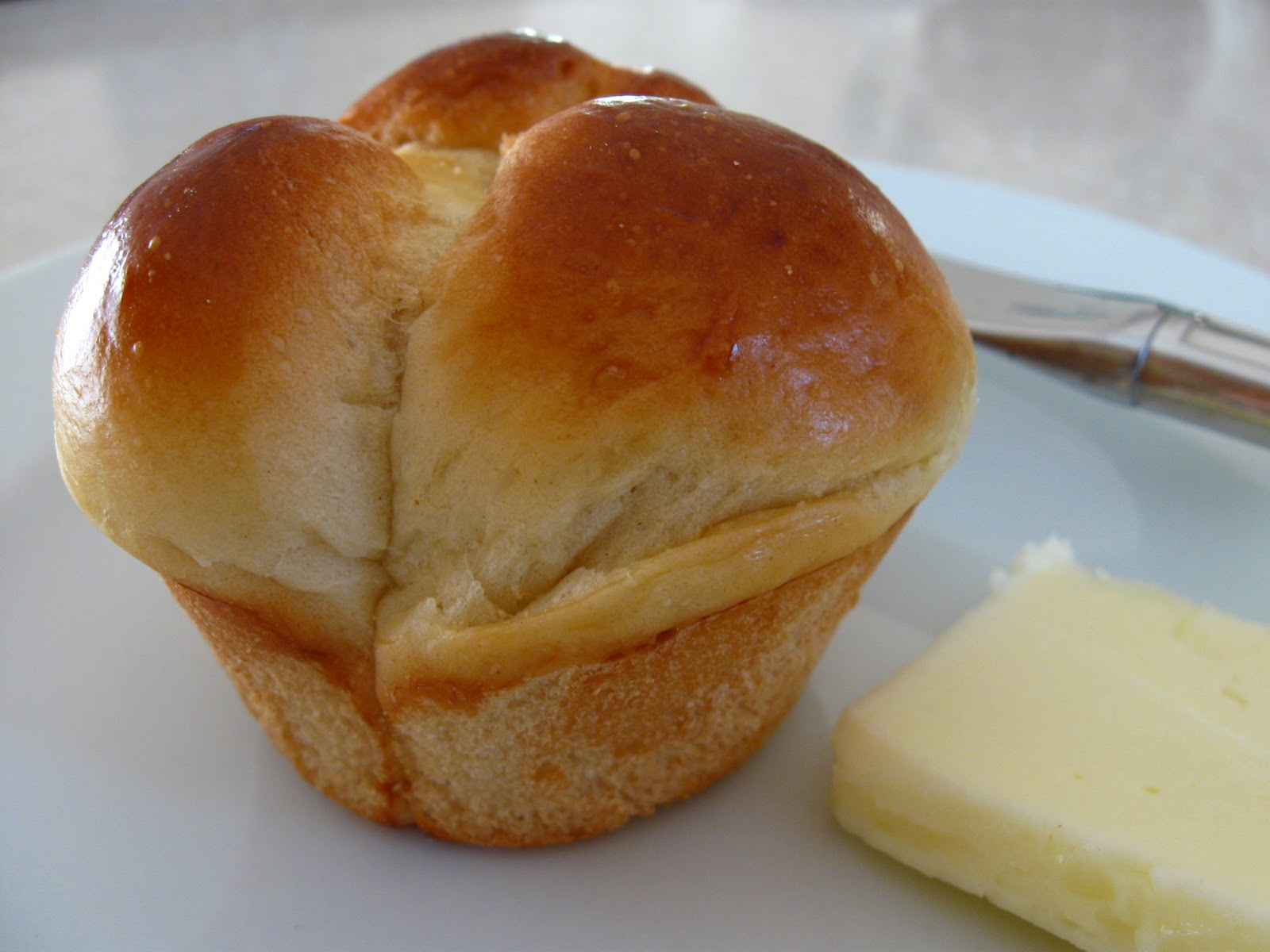 Cooking From Scratch: Refrigerator Dinner Rolls