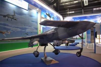 Rainbow III Drone