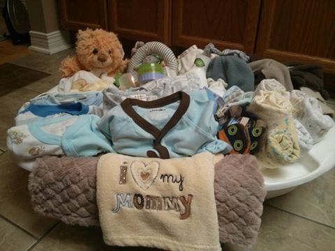 The Baby Hampers