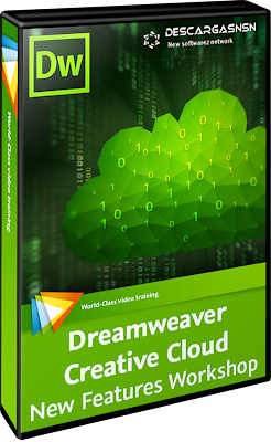 Video2Brain: Dreamweaver Creative Cloud New Features Workshop (2012)