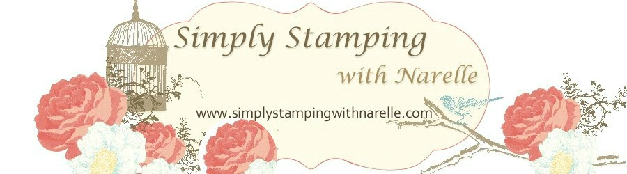 Simply Stamping with Narelle Fasulo - Sharing my love of crafting through online classes and more.