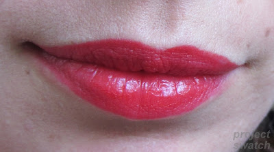 Jordana Easyliner for lips - Sedona Red - swatch