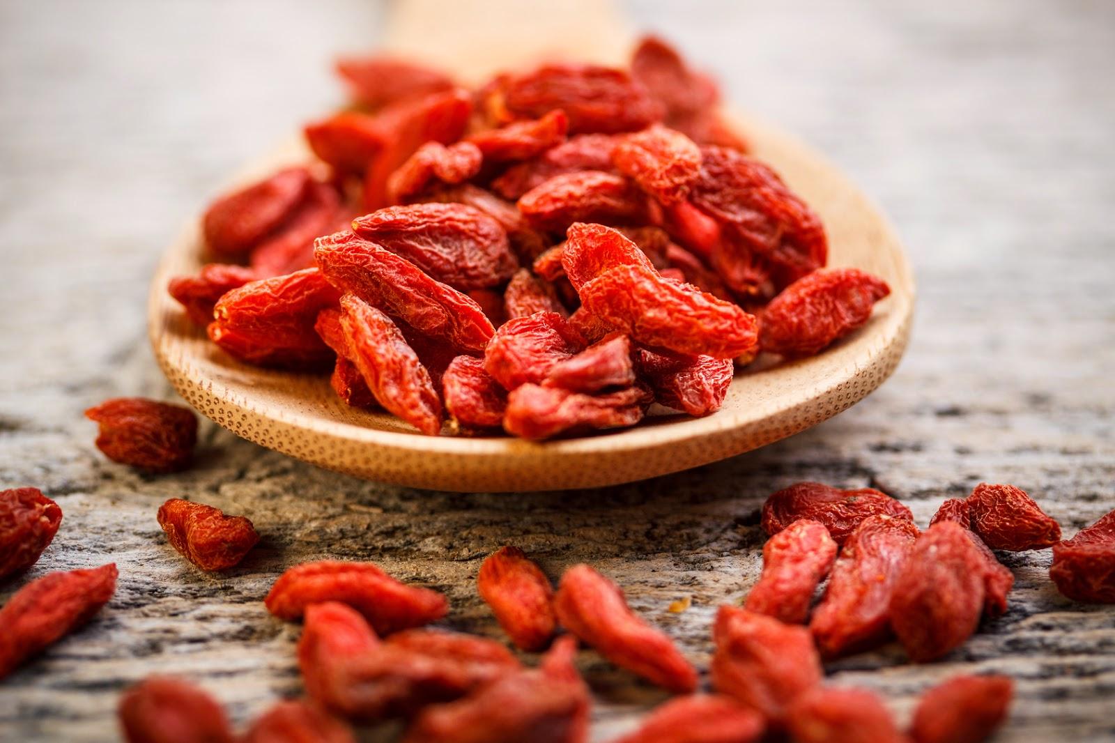 Goji Berry, benefícios, perder peso, emagrecimento
