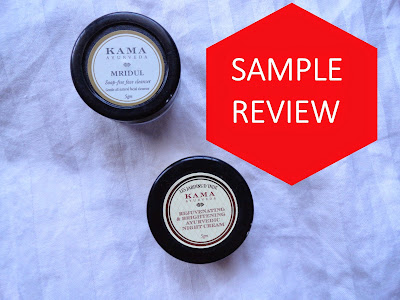 SAMPLE REVIEW: Kama Ayurveda Mridul + Ayurvedic night cream image