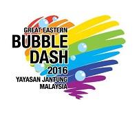 Great Eastern Bubble Dash Run 2016, Kuala Lumpur