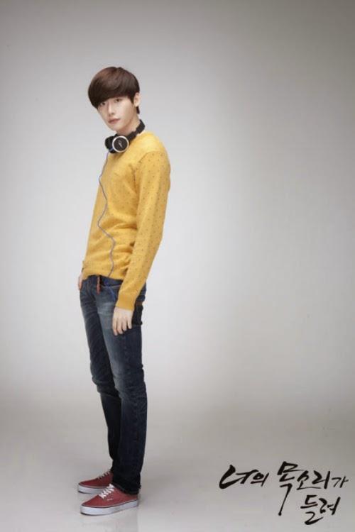 Lee jong suk sebagi Park soo ha
