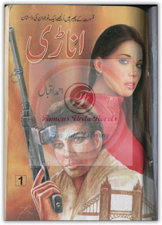 Anaari novel by Ahmed Iqbal Complete pdf