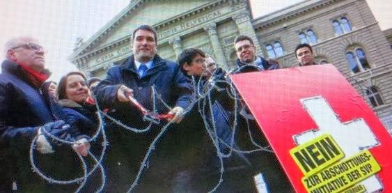 Referendo contra a imigração em massa na Suíça
