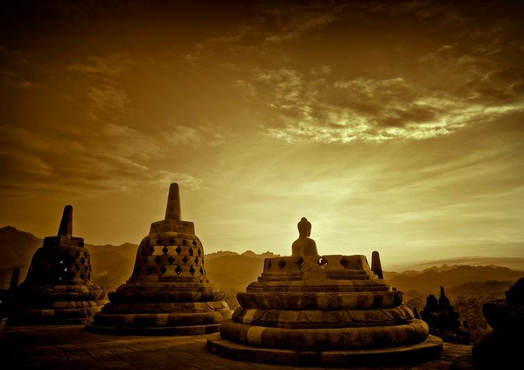 Asal Usul Berdirinya Monumen Carag Budaya Indonesia Borobudur Ini
